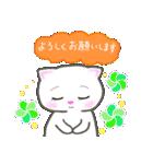 敬語の猫すたんぷ!(個別スタンプ:28)