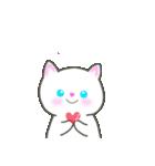 敬語の猫すたんぷ!(個別スタンプ:32)