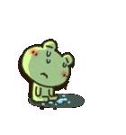 無事カエルちゃん(個別スタンプ:15)