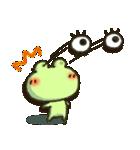 無事カエルちゃん(個別スタンプ:17)