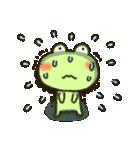 無事カエルちゃん(個別スタンプ:18)