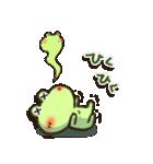 無事カエルちゃん(個別スタンプ:19)