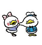 うごく!カナヘイ画♪ミッキー&フレンズ(個別スタンプ:08)
