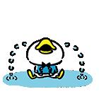 うごく!カナヘイ画♪ミッキー&フレンズ(個別スタンプ:09)