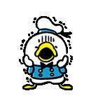 うごく!カナヘイ画♪ミッキー&フレンズ(個別スタンプ:17)