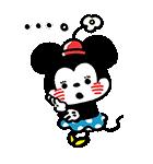うごく!カナヘイ画♪ミッキー&フレンズ(個別スタンプ:19)