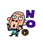 バスケじい2・試合応援編(個別スタンプ:16)