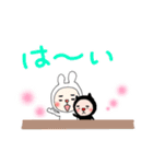 ふとまゆ〜スイート毒舌でおなじみの〜(個別スタンプ:03)