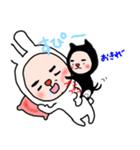 ふとまゆ〜スイート毒舌でおなじみの〜(個別スタンプ:09)