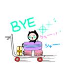 ふとまゆ〜スイート毒舌でおなじみの〜(個別スタンプ:37)