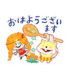 くまのパオン3(個別スタンプ:02)