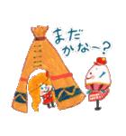 くまのパオン3(個別スタンプ:18)