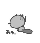 あやちゃんズ基本セットAya cute panda(個別スタンプ:28)