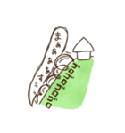 Merry家 ゆるいいきものたち(個別スタンプ:18)
