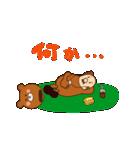 クマ着ぐるみおじさん(個別スタンプ:02)