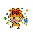 レッツゴー!あいこちゃん9(個別スタンプ:09)
