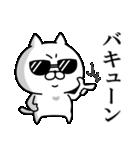 ハードボイルド!ねこ八郎(個別スタンプ:01)