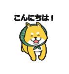 「まめ田ちゃめ助」柴犬スタンプ(個別スタンプ:31)