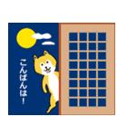 「まめ田ちゃめ助」柴犬スタンプ(個別スタンプ:32)