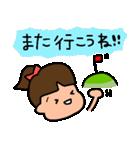 ゴルフ女子のまいにち~第二弾~(個別スタンプ:29)