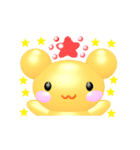 3D☆アンドレア☆ダンス&フィギュア(個別スタンプ:04)