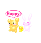 3D☆アンドレア☆ダンス&フィギュア(個別スタンプ:09)