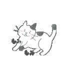 ゆるりネコ♪ゆるく動く(個別スタンプ:02)