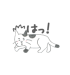 ゆるりネコ♪ゆるく動く(個別スタンプ:09)