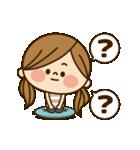 動く!かわいい主婦の1日【敬語】(個別スタンプ:16)