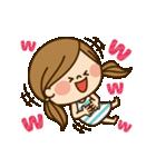 動く!かわいい主婦の1日【敬語】(個別スタンプ:24)