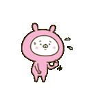 愛しの桃色ウサギ3(個別スタンプ:16)