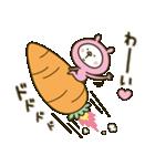 愛しの桃色ウサギ3(個別スタンプ:24)