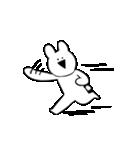 すこぶる動くウサギ(個別スタンプ:06)