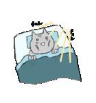 勤労意欲の低い猫(個別スタンプ:13)