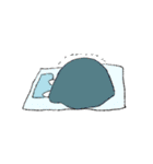 勤労意欲の低い猫(個別スタンプ:14)