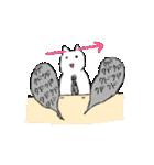 勤労意欲の低い猫(個別スタンプ:16)