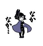 兎面男子(個別スタンプ:16)