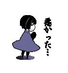 兎面男子(個別スタンプ:22)