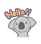 Koala KOA(個別スタンプ:01)