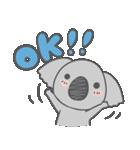 Koala KOA(個別スタンプ:16)