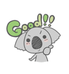 Koala KOA(個別スタンプ:21)