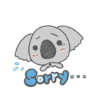 Koala KOA(個別スタンプ:23)