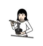 桐子さん(個別スタンプ:24)