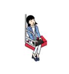 桐子さん(個別スタンプ:31)