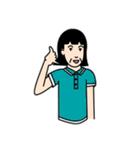 桐子さん(個別スタンプ:32)