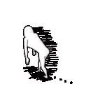 キレッキレなトリ(個別スタンプ:10)