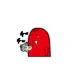 箱車さん キモかわスタンプ(個別スタンプ:3)