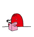 箱車さん キモかわスタンプ(個別スタンプ:4)