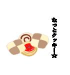 オカメインコのかくれんぼ【スイーツ編】(個別スタンプ:13)