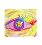 レインボー 虹色スタンプ(個別スタンプ:30)